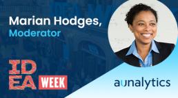 Marian Hodges, IDEA Week 2021 Moderator