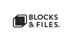 Blocks & Files Logo