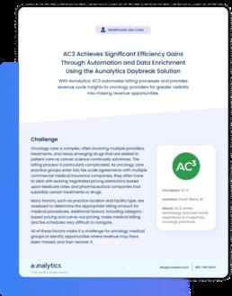 AC3 Case Study
