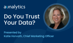 Do You Trust Your Data? Webinar image