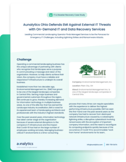 EMI Case Study